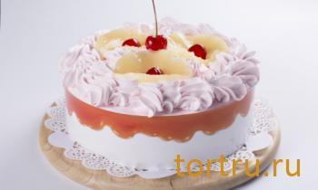 """Торт """"Вишня с йогуртом"""", Арт-Торт, Москва"""
