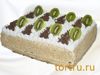 "Торт ""Киви"", Кондитерский цех Каньон, Белгород"