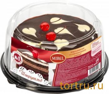 """Торт """"Шварцвальд"""", Mirel"""