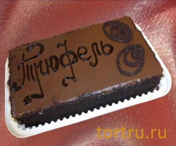 """Торт """"Трюфельный"""", Кондитерский цех Чайный стол, Новосибирск"""