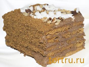 "Торт ""Нектар"", Кондитерский цех Каньон, Белгород"