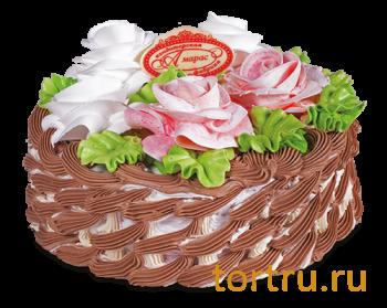 "Торт ""Магия цветов"", кондитерская фабрика Амарас, Москва"