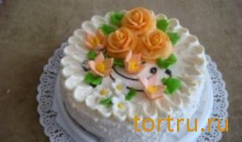 """Торт """"К празднику"""", Ахтырский хлебозавод"""