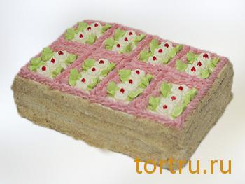 "Торт ""Ромашка"", Кондитерский цех Каньон, Белгород"