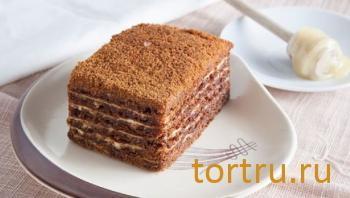 """Торт """"Медовик Традиционный"""", ВкусВилл"""
