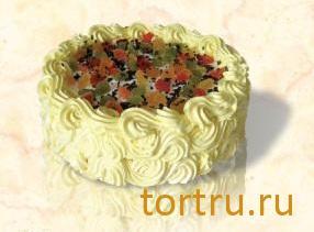 "Торт ""Калейдоскоп"", Хлебокомбинат Кристалл"