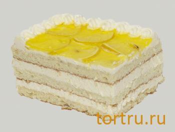 """Торт """"Лимонный"""", Кондитерский цех Каньон, Белгород"""