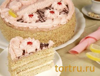 "Торт ""Абрикотин"", На блюдечке, Зеленоград"