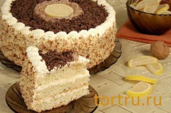 """Торт """"Бирюсинка"""", На блюдечке, Зеленоград"""