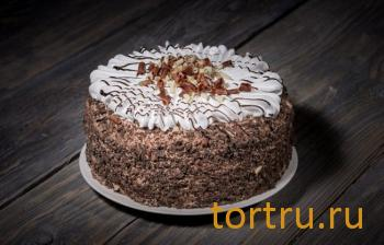 """Торт """"Палермо"""", сеть кондитерских магазинов Бисквит, Смоленск"""