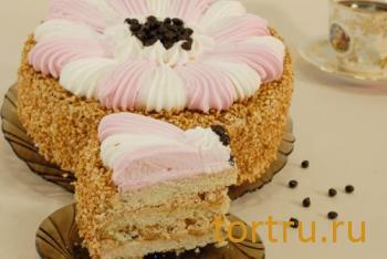 """Торт """"Добрынинский"""", На блюдечке, Зеленоград"""