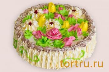 """Торт """"Торжество"""", кондитерская Чайка, Калуга"""