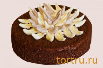 """Торт """"Чудесница"""", кондитерская Чайка, Калуга"""