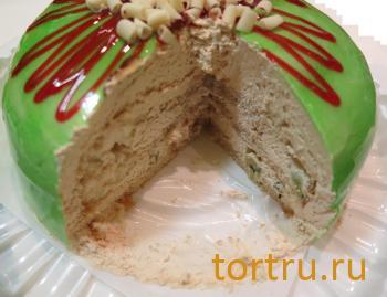 "Торт ""Вкус желаний с киви"", Хлебокомбинат Обнинск"