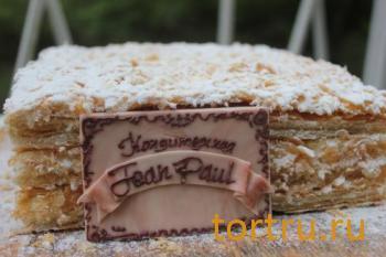 """Торт """"Наполеон"""", Лайтком, кондитерская, Москва"""