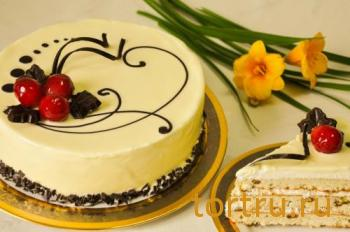 """Торт """"Изюминка"""", На блюдечке, Зеленоград"""