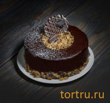"""Торт """"Вечерний Смоленск"""", сеть кондитерских магазинов Бисквит, Смоленск"""