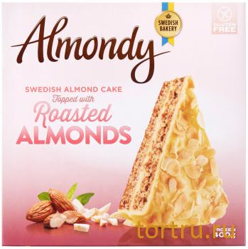 Миндальный торт Almondy, Икея