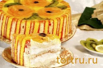"""Торт """"Валери"""", На блюдечке, Зеленоград"""