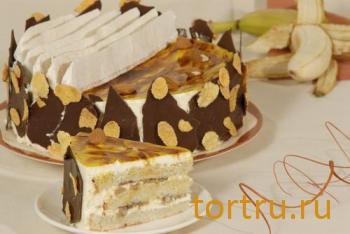 """Торт """"Вояж"""", На блюдечке, Зеленоград"""