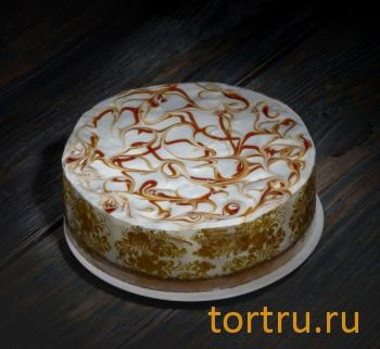 """Торт """"Грушевый"""", сеть кондитерских магазинов Бисквит, Смоленск"""