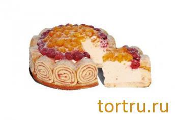"""Торт """"Лесная ягода с малиной и абрикосом"""", У Палыча"""