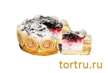 """Торт """"Лесная ягода с черникой и черной смородиной"""", У Палыча"""