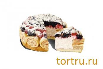 """Торт """"Лесная ягода с йогуртом"""", У Палыча"""