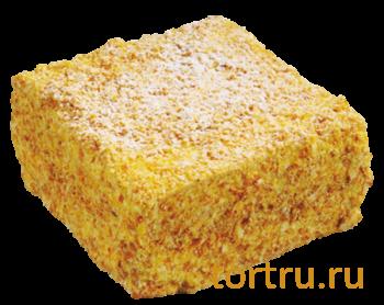 """Торт """"Наполеон"""", кондитерское производство Метрополь, Санкт-Петербург"""