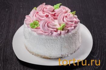 """Торт """"Взбитые сливки"""", """"Кристалл"""" Пенза"""