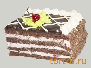 "Торт ""Пьяная вишня"", Кондитерский цех Каньон, Белгород"