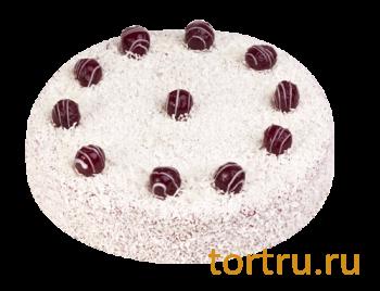 """Торт """"Вишневый"""", кондитерская фабрика Метрополис"""