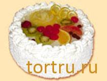 """Торт """"Ананасовый"""", Малика"""