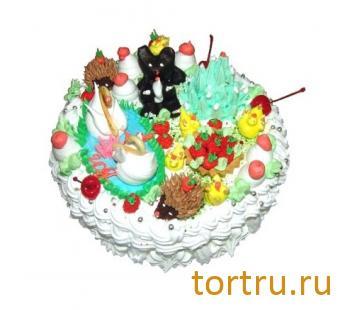 """Торт """"Антошка"""", Кузбассхлеб"""