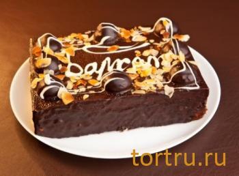 """Торт """"Бархат"""", кондитерская Ваниль"""