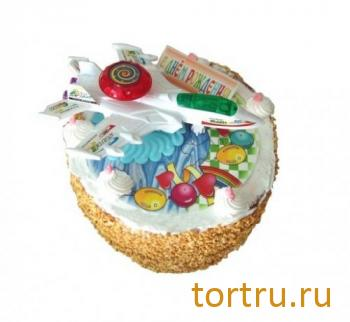 "Торт ""Бибика"", Кузбассхлеб"