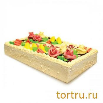 """Торт """"Желаем счастья"""", Хлебокомбинат """"Пеко"""", Москва"""