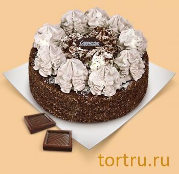 """Торт """"Капучино"""", Шереметьевские торты, Москва"""