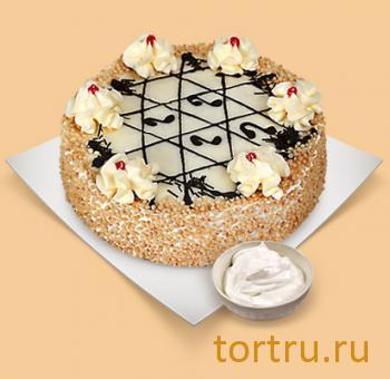 """Торт """"Сметанный"""", Шереметьевские торты, Москва"""