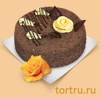 """Торт """"Трюфельный"""", Шереметьевские торты, Москва"""