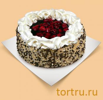 """Торт """"Фруктовое Лукошко"""", Шереметьевские торты, Москва"""