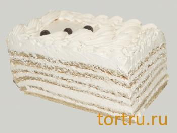 "Торт ""Капучино"", Кондитерский цех Каньон, Белгород"