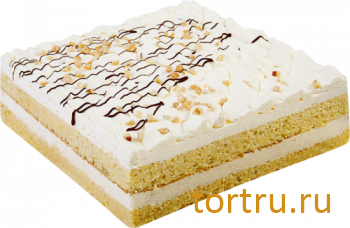 """Торт """"Белый танец"""", кондитерская фабрика Метрополис"""