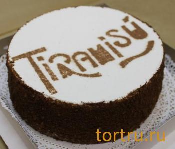 """Торт """"Тирамису"""", Вкусные штучки, кондитерская, Обнинск"""