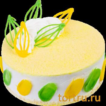 """Торт """"Lemon"""", кондитерская фабрика Метрополис"""