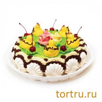 """Торт """"Игрушка"""", Хлебокомбинат """"Пеко"""", Москва"""