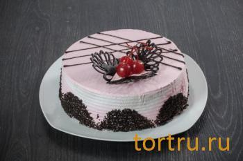 "Торт ""Вишня в коньяке"", ""Кристалл"" Пенза"
