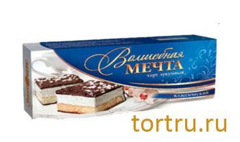 "Торт ""Фея с шоколадными фигурками"", Хлебозавод №28, Зеленоград"