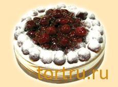 "Торт ""Вишневый"", Малика"