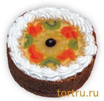 """Торт """"Фруктовый"""", Вкусные штучки, кондитерская, Обнинск"""